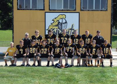 The South Holt football team forfeitted a playoff game because of FFA involvement — South Holt High School
