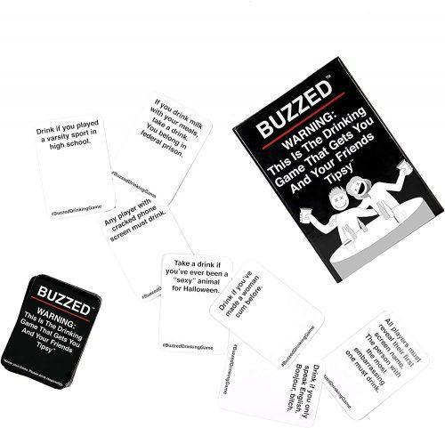 Buzzed Drinking Card Game