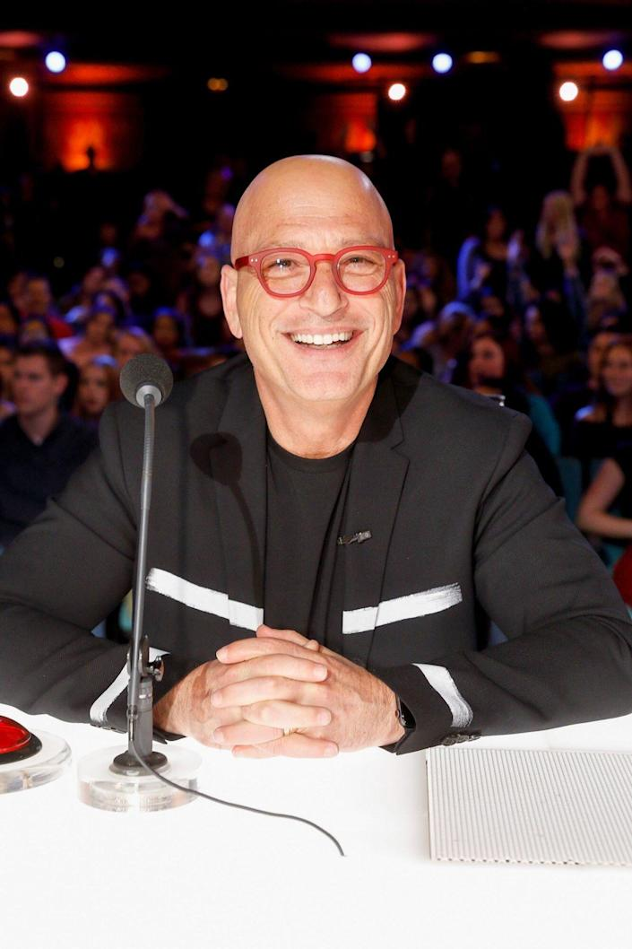 """AMERICA'S GOT TALENT -- """"Auditions 2"""" Episode 1402 -- Pictured: Howie Mandel"""
