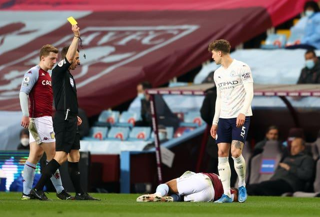 Aston Villa v Manchester City – Premier League – Villa Park