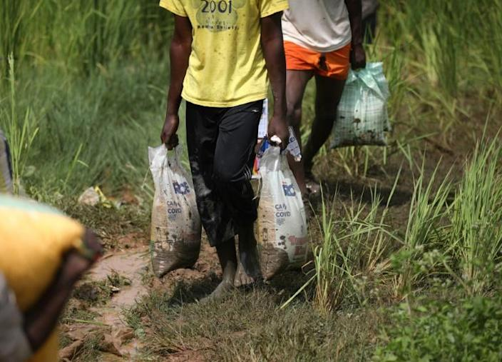 The United Nations' food assistance branch urges immediate action to prevent a 'catastrophe'