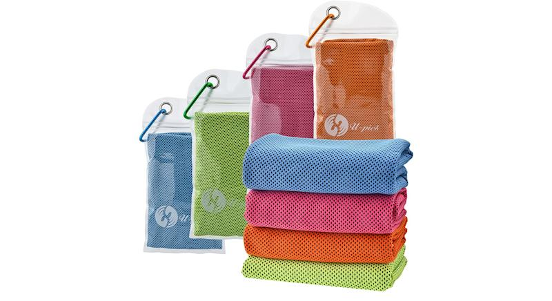 U-pick Cooling Towel