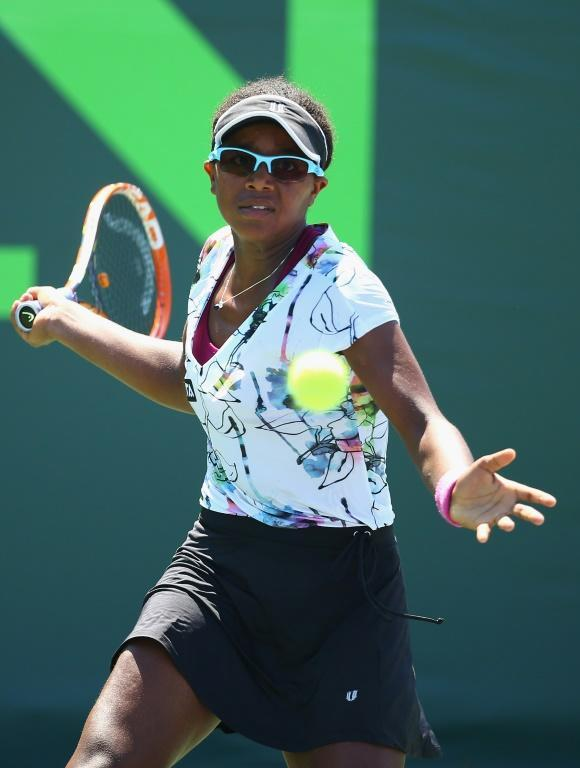 Victoria Duval has been battling back on the ITF Tour this year