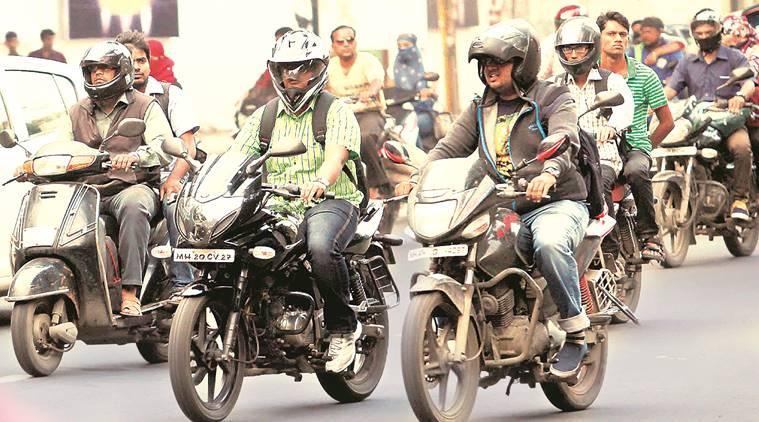 Kerala govt releases order making helmet mandatory for pillion riders