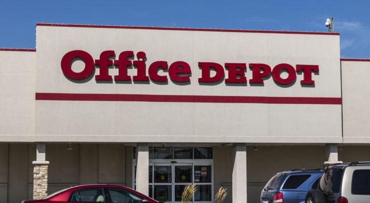 Office Depot Layoffs: ODP Stock 9% Higher Following News of Store Closures, Job Cuts