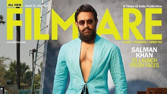 Let's Talk About Charisma: Aamir Khan Sizzles in a Magazine Shoot