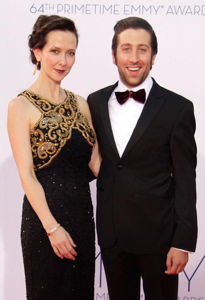 "<b>Adeline Helberg – May 8</b><br> ""Big Bang Theory"" star Simon Helberg prepared him for the May 8 birth of his daughter (with wife of five years, Jocelyn Towne) the exact way his nerdy character Howard would: he did a lot of research on child birth, a source tells <em>Us Weekly</em>."