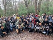 "<p>A club combatting the underrepresentation of Black people in nature projects, Flock Together is here to make a difference. Reclaiming green spaces and rebuilding their relationship with nature, the group provides a space for those who have previously felt unwelcome and marginalised in areas that should be for everyone. </p><p>With lots of events lined up for 2021, make sure you give them a follow. </p><p><a href=""https://www.instagram.com/p/CLMdWVNAp4Y/"" rel=""nofollow noopener"" target=""_blank"" data-ylk=""slk:See the original post on Instagram"" class=""link rapid-noclick-resp"">See the original post on Instagram</a></p>"