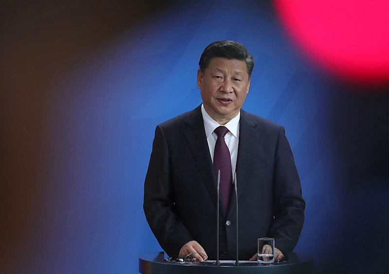 Xi Calls for Pivot to Domestic Economy as Recovery Continues