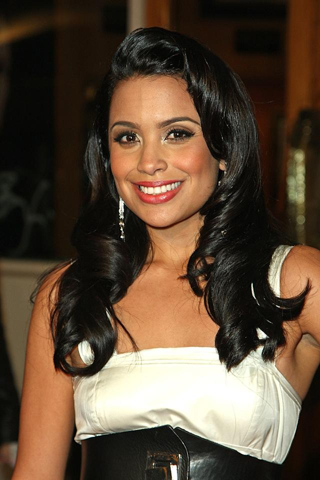 """<a href=""""http://movies.yahoo.com/movie/contributor/1809863858"""">Mirtha Michelle</a> at the Los Angeles premiere of <a href=""""http://movies.yahoo.com/movie/1809989992/info"""">Fast & Furious</a> - 03/12/2009"""