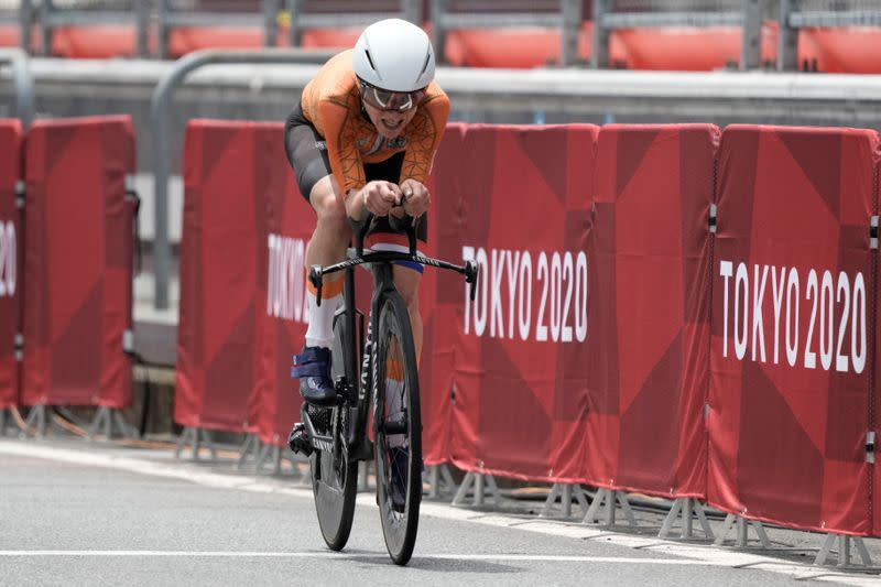 Olympics: Cycling -Individual Time Trial