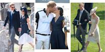 <p>It's not traditionally royal to put on public displays of affection. But seeing as there's very little that <em>is </em>traditional about the way Meghan Markle and Prince Harry - the Duke and Duchess of Sussex - go about their relationship, they make their own rules when it comes to PDAs, too. Here are some of the newlyweds' most loved-up moments... </p>