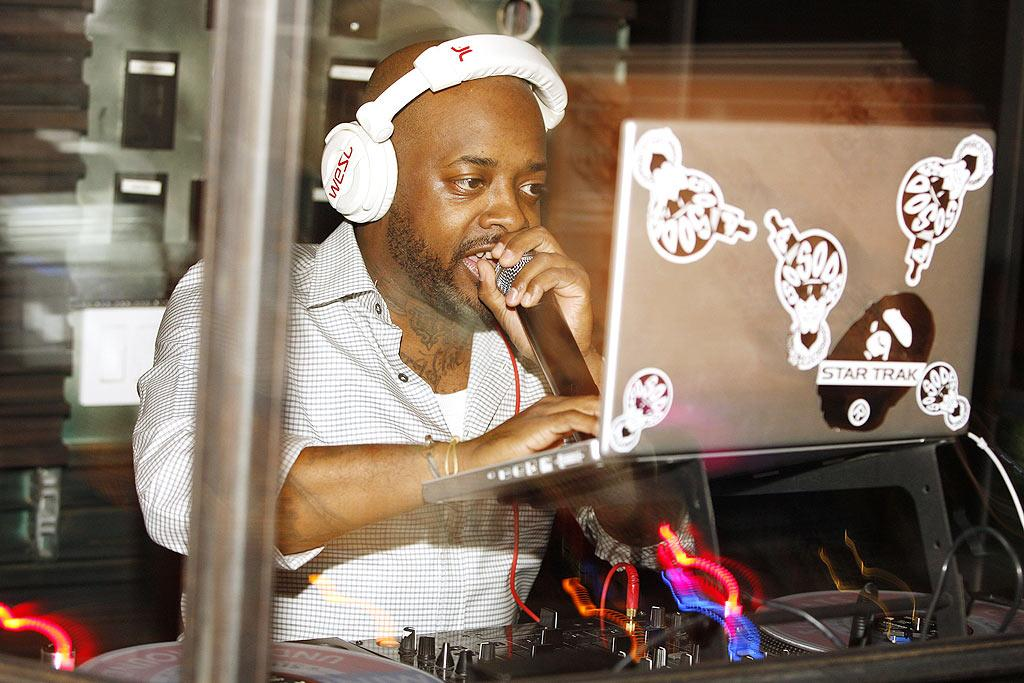 "Jermaine Dupri was spotted enjoying the nightlife as well. The record exec has reportedly broken up with longtime girlfriend Janet Jackson. Now we know why he was nowhere to be found at Michael Jackson's memorial Barry Brecheisen/<a href=""http://www.wireimage.com"" target=""new"">WireImage.com</a> - July 16, 2009"