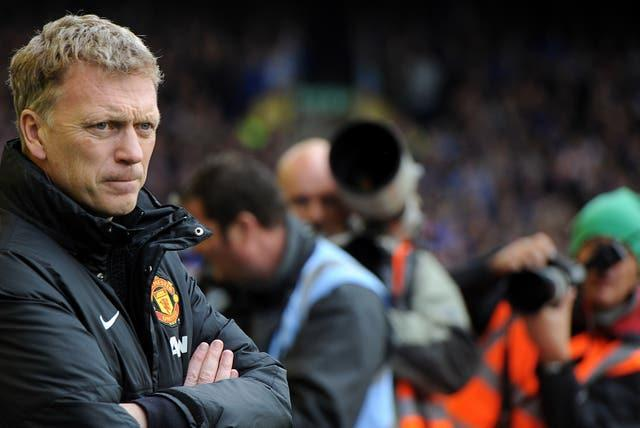Moyes won 27 of his 51 games during a nine-month stint in charge of Manchester United.