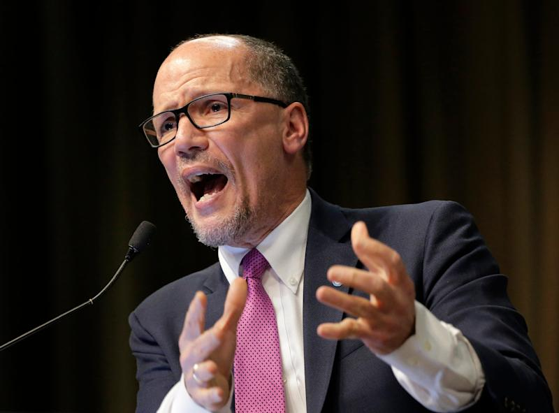 Democratic debates: DNC Chair defends rules to get on stage, says they ensure a 'fair shake'