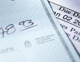 Pay bills before the statement date