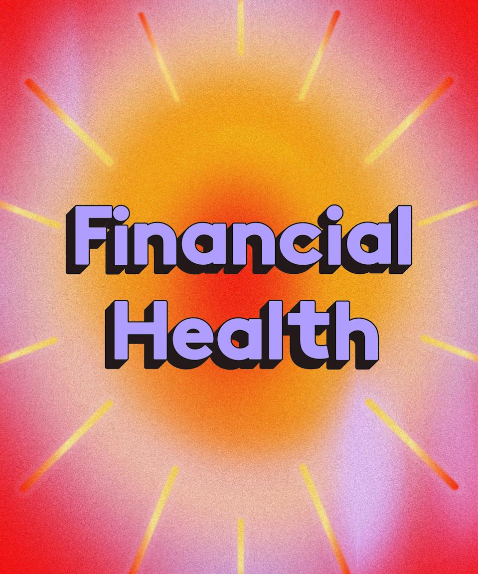 <h2>Financial Health Planners</h2><br>Whether it's paying off student loans or saving up for a down payment, maybe you're manifesting your most financially fit year yet in 2021. If you tend to find yourself wondering how your paycheck got spent (...again), foster healthy money habits with the help of these budget planners and trackers.