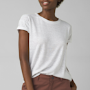 """<p>prana.com</p><p><strong>$45.00</strong></p><p><a href=""""https://go.redirectingat.com?id=74968X1596630&url=https%3A%2F%2Fwww.prana.com%2Fcozyupt-shirt%2FW13180737.html%3Fdwvar_W13180737_color%3DWhite&sref=https%3A%2F%2Fwww.prevention.com%2Fbeauty%2Fstyle%2Fg36320853%2Fbest-sun-protective-clothing%2F"""" rel=""""nofollow noopener"""" target=""""_blank"""" data-ylk=""""slk:Shop Now"""" class=""""link rapid-noclick-resp"""">Shop Now</a></p><p>Remember how a normal white t-shirt offers around UPF 7 protection? This sustainable option actually offers <strong>SCF-approved UPF 30</strong>, meaning you can get plenty of coverage without having to switch up your wardrobe. Just be sure to apply sunscreen on your exposed arms!</p>"""
