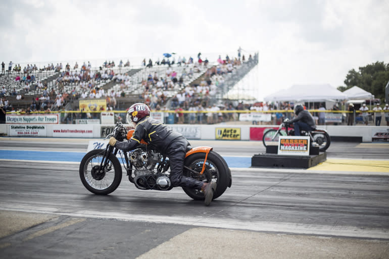 Plans for HD 115th Anniversary Celebration in MKE announced - drag racing photo