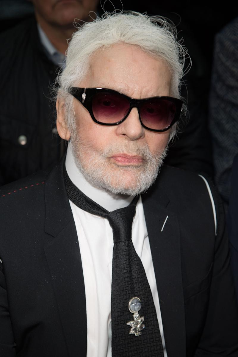 Why Karl Lagerfeld Refuses to Go to a New Exhibit of His Work