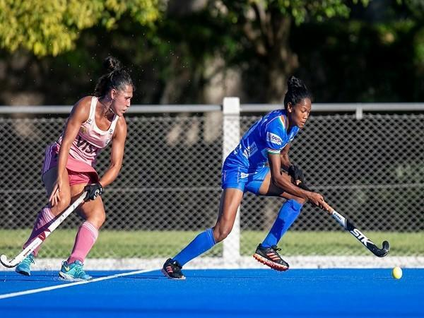 Indian women's Hockey player Salima Tete (Image: Hockey India)