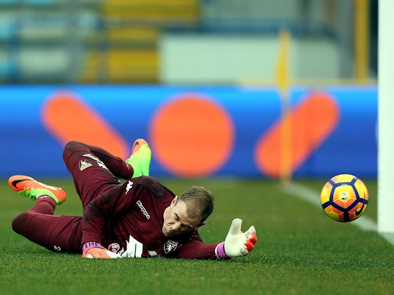 Hart has struggled in goal for Torino in recent weeks: Getty