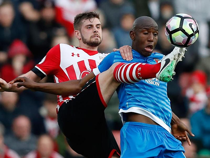Afobe should have taken his clear-cut chance (Getty)