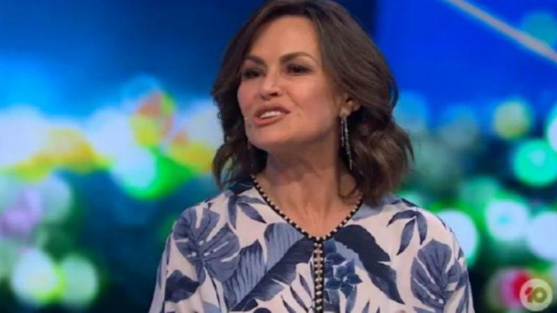 New photos of Lisa Wilkinson have pictured her at the Nova offices in Melbourne. Photo: Network 10