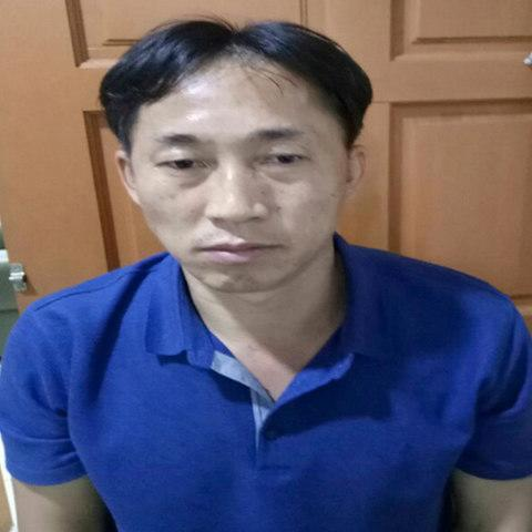 Malaysian police named Ri Jong Choi, a North Korean citizen, as a suspect in the murder - Credit: Royal Malaysian Police handout