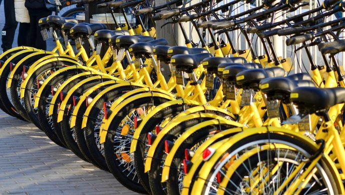 Ofo announces deposit free rides for users with good Sesame Credit score