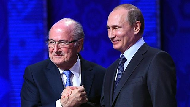 The Nobel Peace Prize was an accolade Sepp Blatter sought for FIFA prior to his infamous fall from grace.