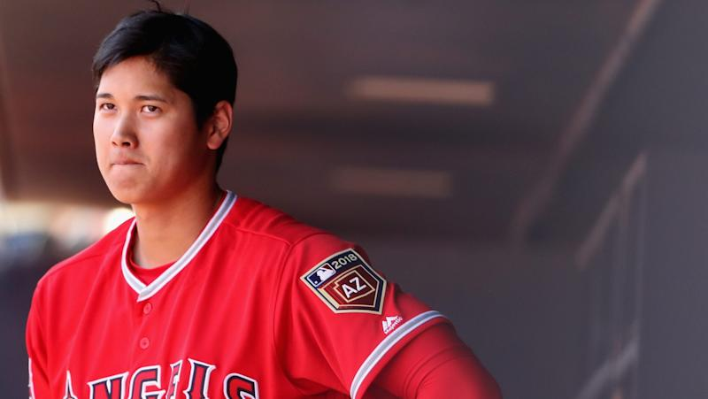 Shohei Ohtani has all the hype this season, but will he deliver? (AP)