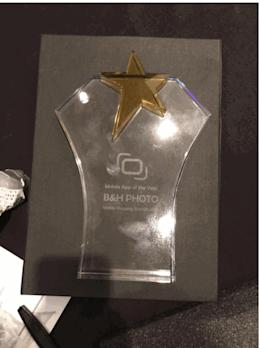 B&H Photo Video Wins Best App of the Year at Mobile Shopping Conference