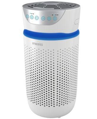 <p><span>Homedics TotalClean 5-IN-1 Tower Air Purifier with UV-C Light</span> ($130, originally $217)</p>