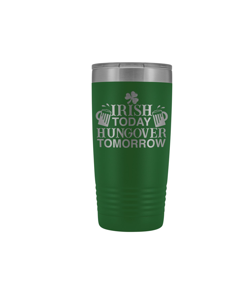 CaliKays St. Patricks Day Irish Tumbler (Photo: Etsy)