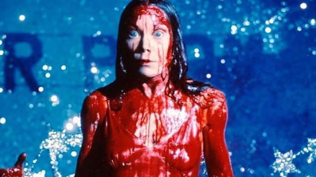 Sissy Spacek in <i>Carrie</i>  (Photo: MGM/UA)