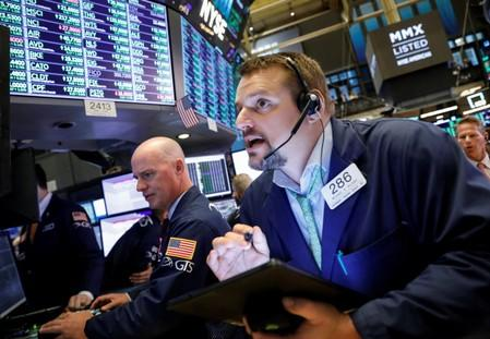 Indexes climb on fresh hopes for U.S.-China trade deal