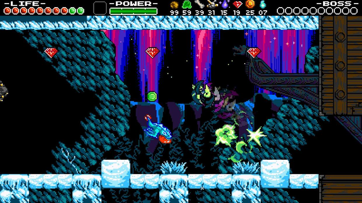 Free Shovel Knight Expansion Offers a New Way to Play