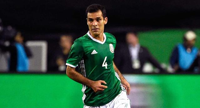 Marquez played in Mexico's 1-0 friendly win over Iceland in Vegas. (Getty Images)
