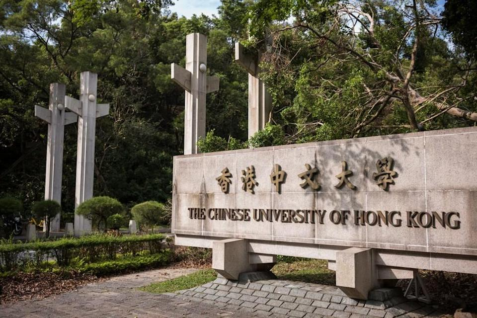 CUHK said the student union might have broken the national security law during an election campaign. Photo: SCMP