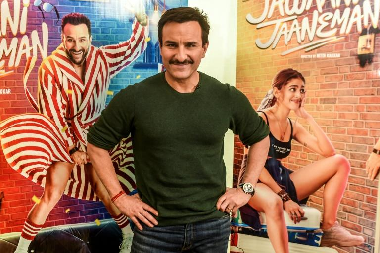 Khan said the ambition displayed by Netflix and othershas the potential to upend the status quo, even in movie-mad India (AFP Photo/Indranil MUKHERJEE)