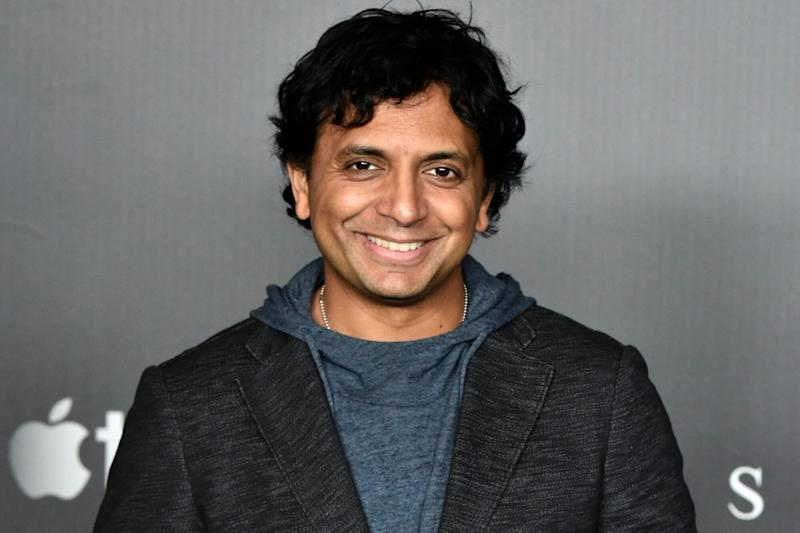 M. Night Shyamalan reveals title and poster for mysterious new movie as filming begins
