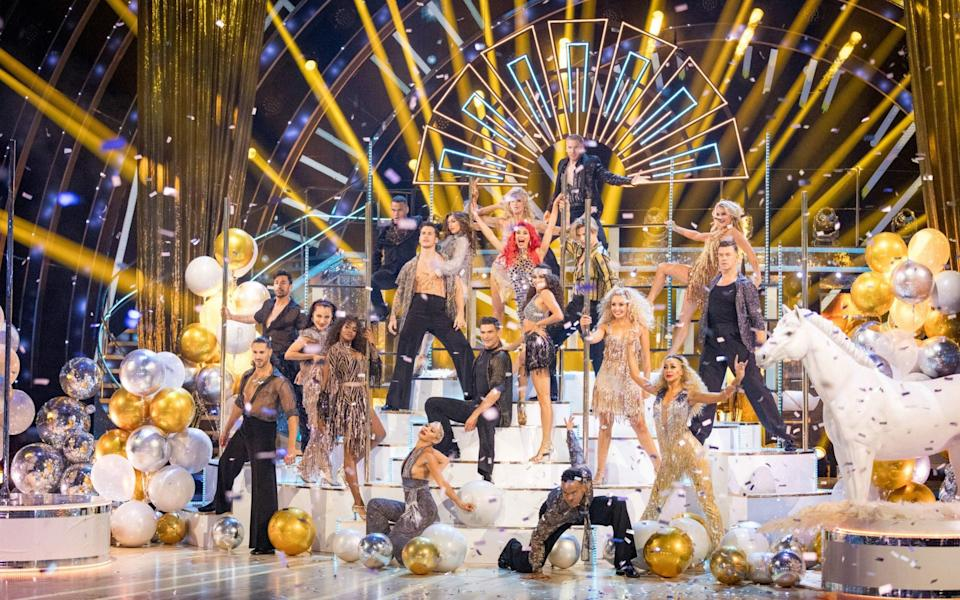 At least two Strictly dancers have refused to get the Covid vaccine so far - PA