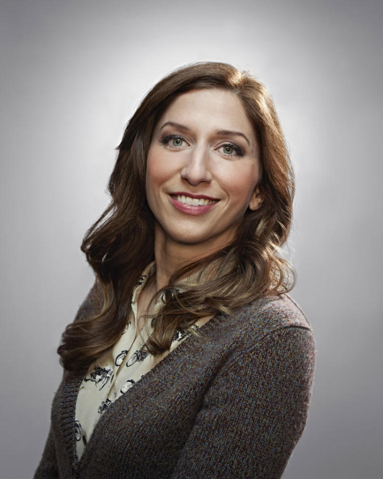 """Brooklyn Nine-Nine"": Chelsea Peretti as Gina Linetti in the new single-camera workplace comedy ""Brooklyn Nine-Nine"" premiering this fall on FOX."