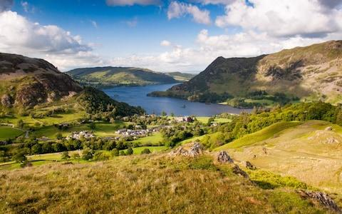 National Parks like the Lake District in Cumbria need more funding and new rangers, the report has said - Credit: Joe Dunckley