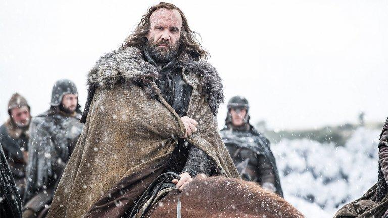 Rory McCann as The Hound in Game Of Thrones