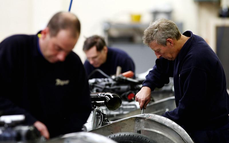 Uncertainty about Brexit has weighed on manufacturing hiring - PA