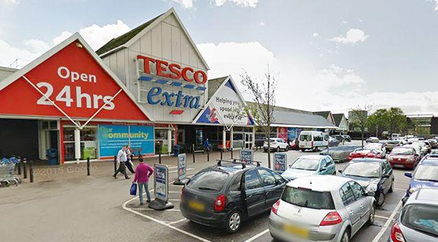 Ms Duckers praised Tesco Baguley for its handling of th situation in a Facebook post. Photo: Google Maps