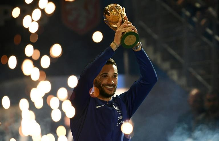 Tottenham goalkeeper Hugo Lloris won the World Cup with France