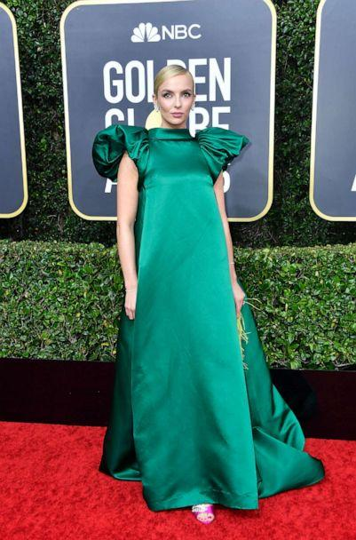 PHOTO: Jodie Comer attends the 77th Annual Golden Globe Awards at The Beverly Hilton Hotel on Jan. 05, 2020, in Beverly Hills, Calif. (Frazer Harrison/Getty Images)